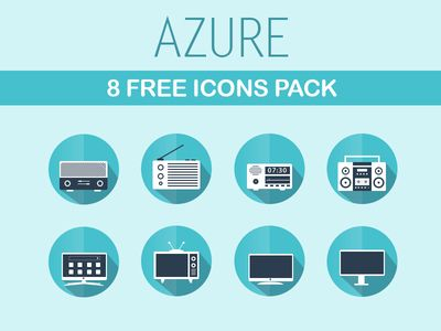 Free 8 Icons - Azure Pack