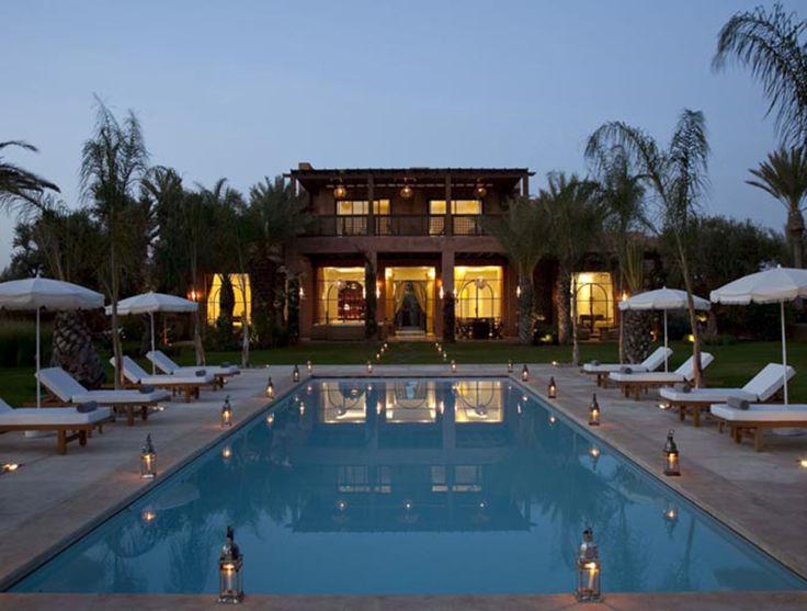 villa en promotion à marrakech