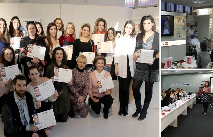 This week, top skin specialists from Greece visited us at pHformula in Barcelona. We hope you had a great training session and would love some feedback from you all! #pHabulous event! #pHformula #Greece #Barcelona