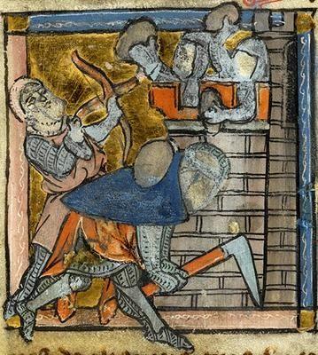 1300-1310, France
