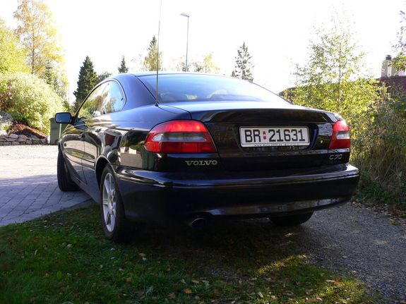 Volvo c70 turbo 2001