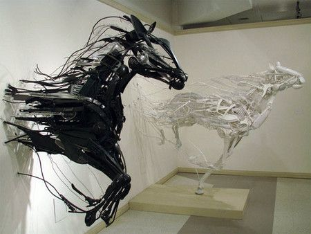 Sayaka Ganz : horses objects | Sumally
