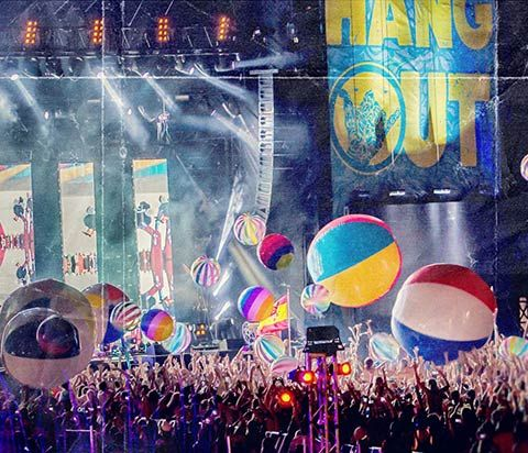 Hangout Music Festival 2014 | Gulf Shores, AL. I have a little girl who cant wait to jump on that plane and go 'Hangout'!: