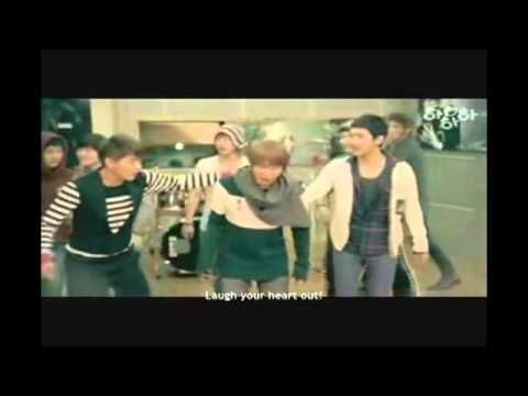 TVXQ feat. EXO - Ha Ha Ha Song - YouTube This makes me happy :D
