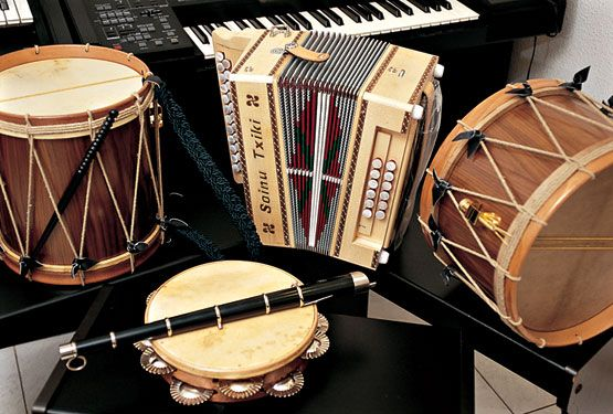 instrumentos vascos