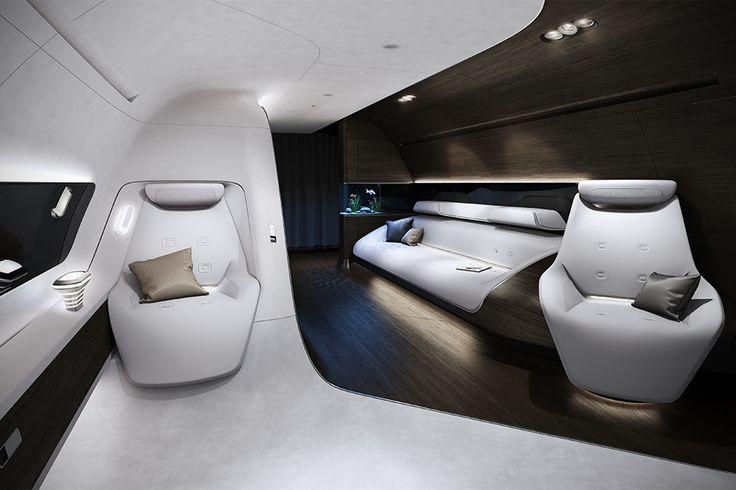 """Résultat de recherche d'images pour """"A380 maquette interieur"""""""