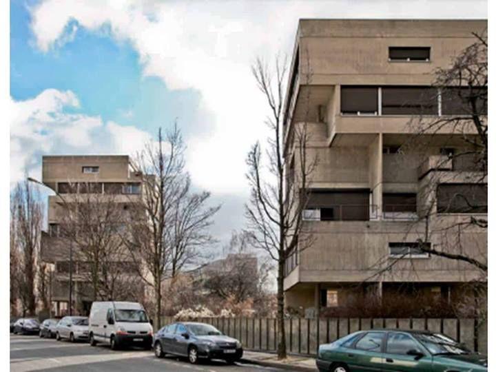 Ensemble de logements de fonction edf 54 boulevard du colonel fabien ivry s - Atelier ivry sur seine ...