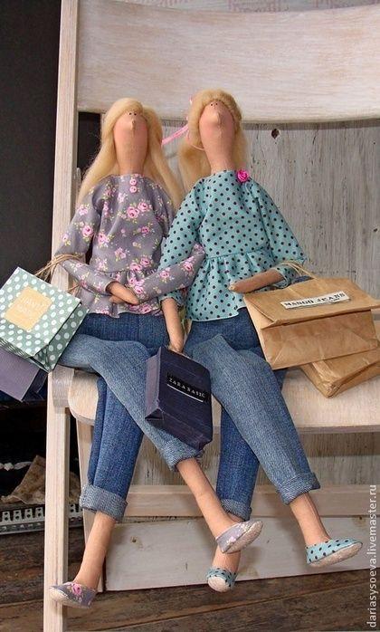 Muñecas tilda deTilda alegría C/L