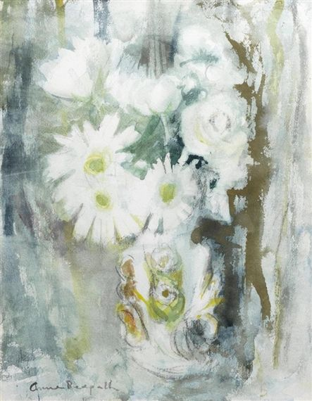 Anne Redpath, Still life with daisies