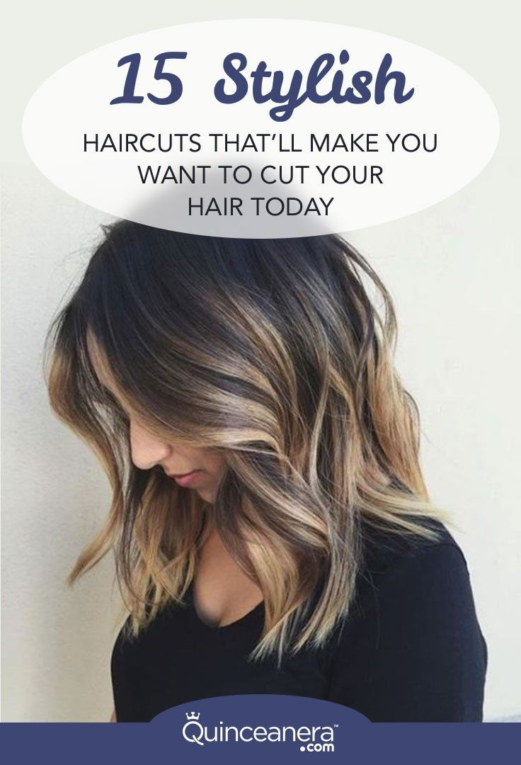 15 Stylish Haircuts That Ll Make You Want To Cut Your Hair