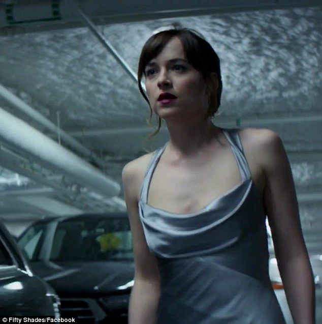 Fifty Shades Darker trailer teases Christian's proposal | Daily Mail Online