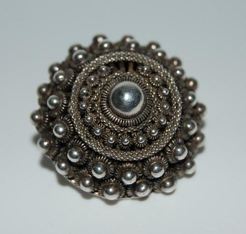 Zeeuwse knoop ( button from a costume from zeeland)