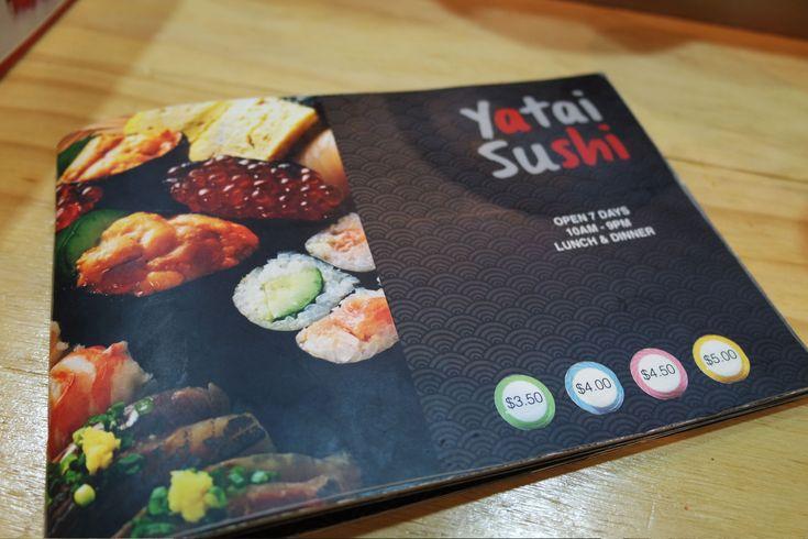«All you can eat» Sushi train à Sydney   ElleMixe