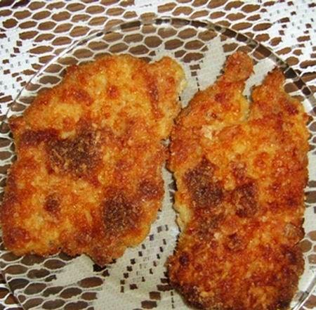Sütőben sült rántott hús Recept képpel - Mindmegette.hu - Receptek