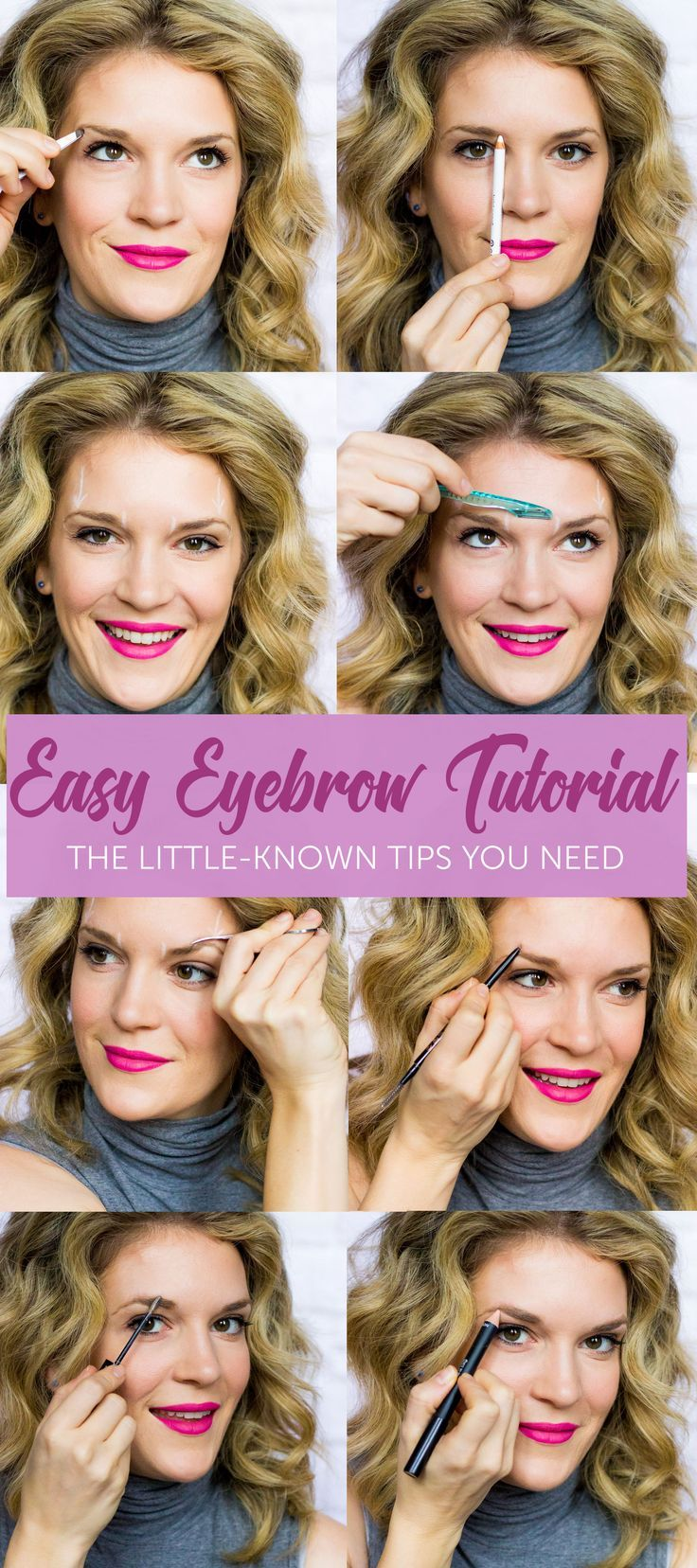 EASY EYEBROW TUTORIAL | BROWS | EASY MAKEUP TUTORIALS | EASY MAKEUP LOOKS | MAKEUP TIPS AND TRICKS | HOW TO GROOM YOUR EYEBROWS | BELLE MEETS WORLD | HOW TO DO YOUR EYEBROWS | EYEBROW TIPS