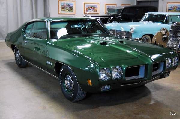 1970 Pontiac GTO Coupe Maintenance/restoration of old/vintage vehicles: the…