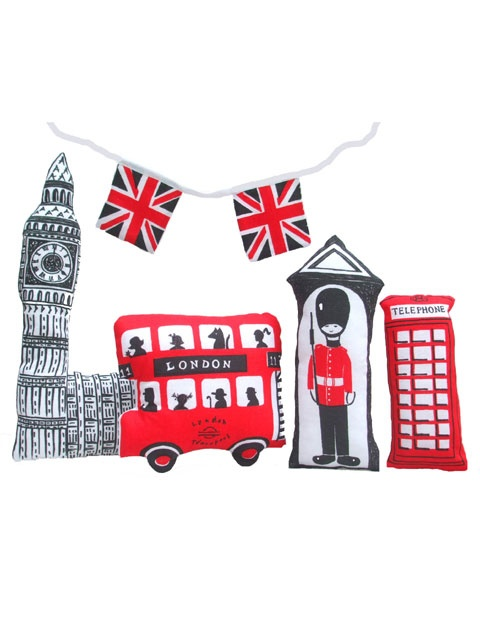 163 Best London Themed Bedroom Images On Pinterest Boy