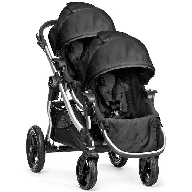 Baby Jogger City Select Double Stroller Review