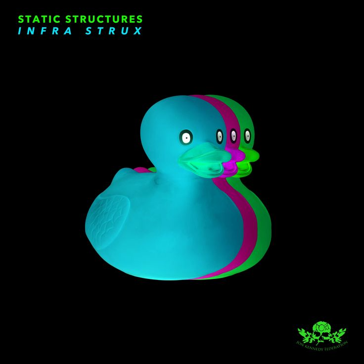 ♪ « Infra Strux » by « Static Structures » Listen up !