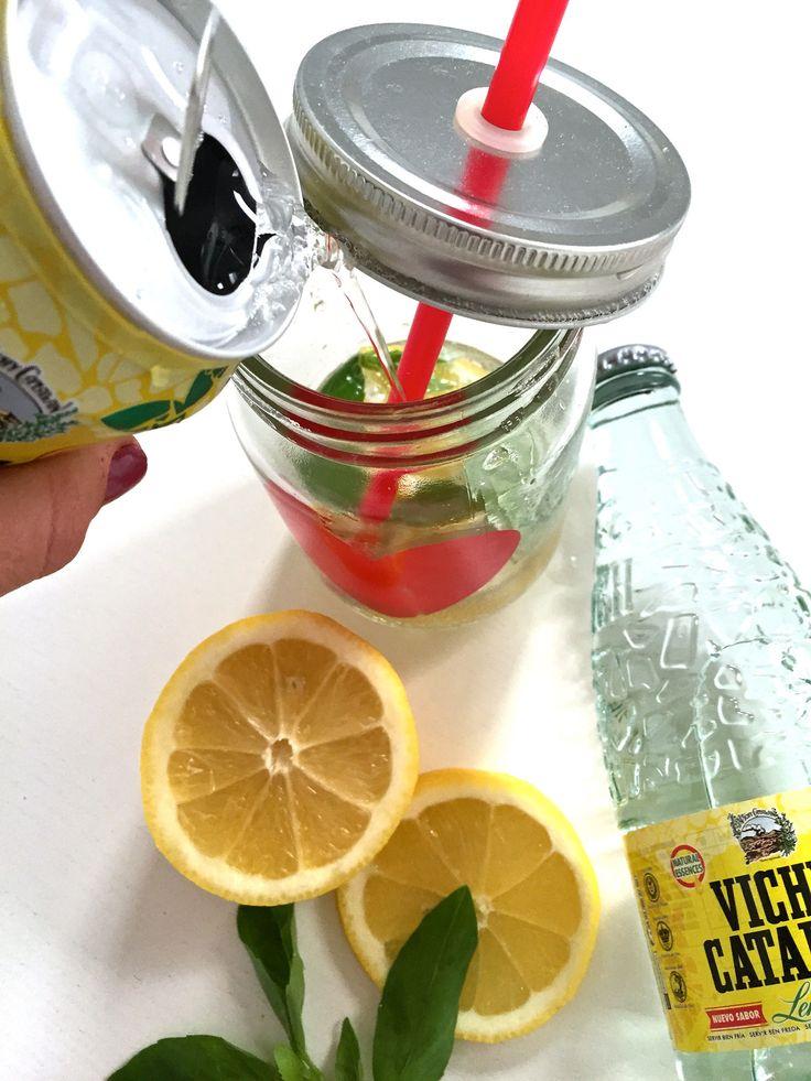 https://flic.kr/p/GJZwwG | Nuevo Vichy Catalan Lemon, con un sabor más intenso y sin azúcares añadidos