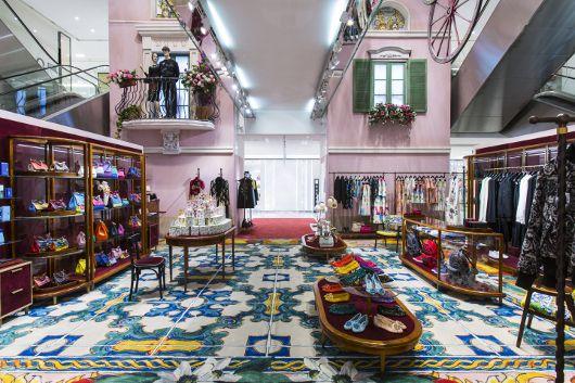 Dolce&Gabbana Loves PRINTEMPS