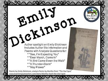 sample research paper on emily dickinson