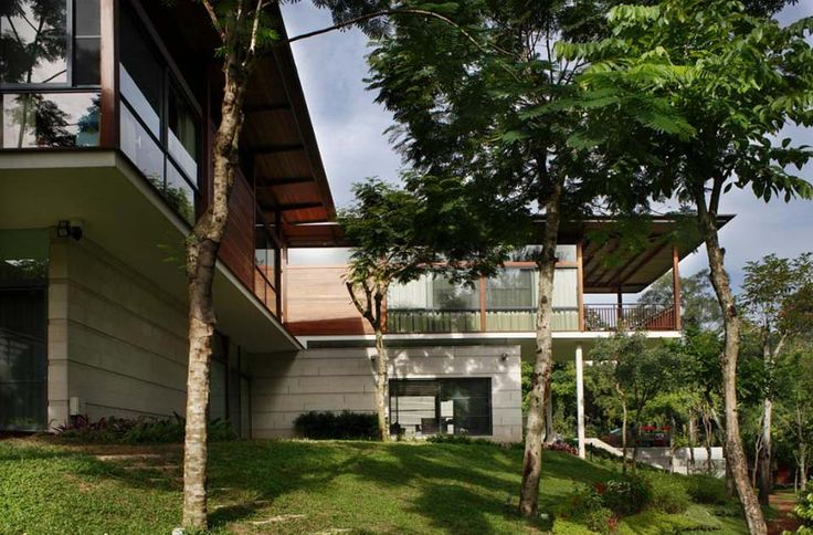 Lurah Tunku House