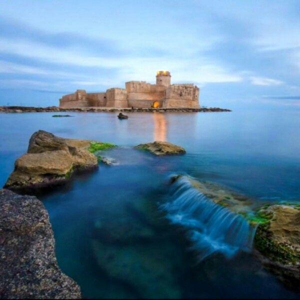 In Calabria a Le Castella