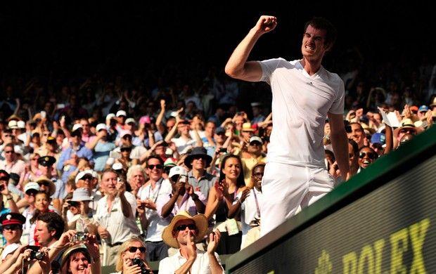 tenis wimbledon murray (Foto: AFP)