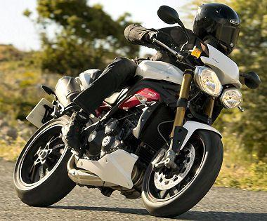 Triumph 1050 SPEED TRIPLE R 2015 - Fiche moto - MOTOPLANETE