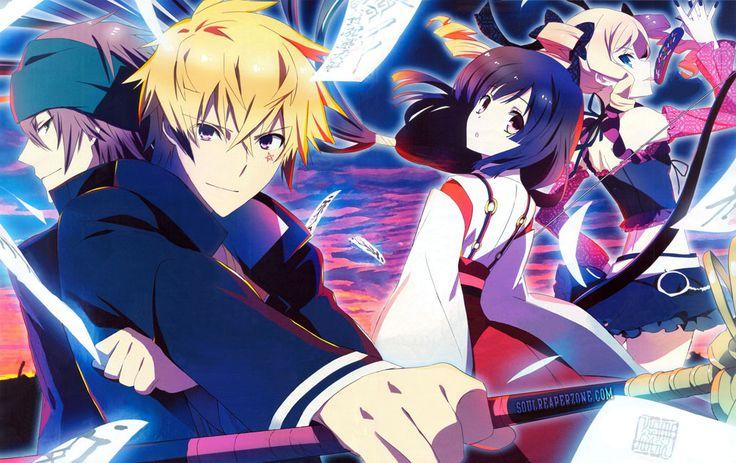 Tokyo Ravens Bluray [BD] | 480p 60MB | 720p 90MB MKV  #TokyoRavens  #Soulreaperzone  #Anime