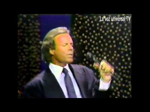 julio iglesias live en concierto 1992 Moonlight lady - YouTube