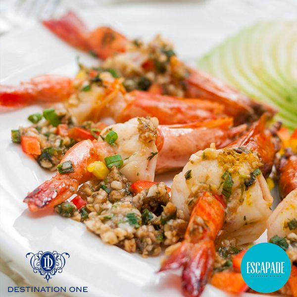 Relax & Dine!  #DestinationOneGoa #GoaCalling
