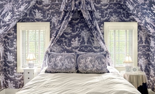 Bedroom Decorating Ideas Totally Toile: 50 Best Decoratie Images On Pinterest