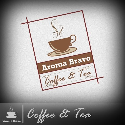 Participate in Food & Drink Logo Design contest and win $199 http://www.designhill.com/logo-design/contest/food-drink-logo-design-required-by-aroma-bravo-coffee-and-tea-6544