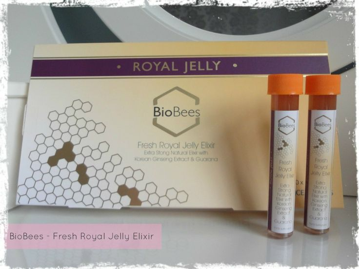 BioBees Fresh Royal Jelly Elixir Review