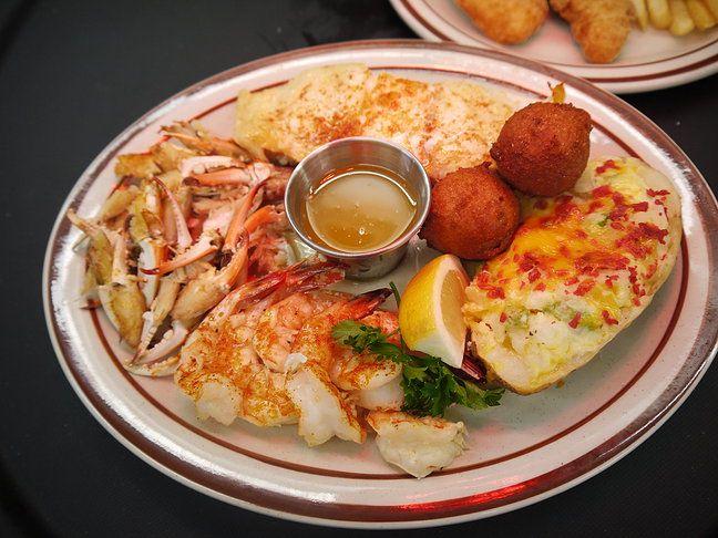 Ronnie Bs Steak And Seafood Restaurant Port St Joe Florida New As Of Restaurantsmexico Beach