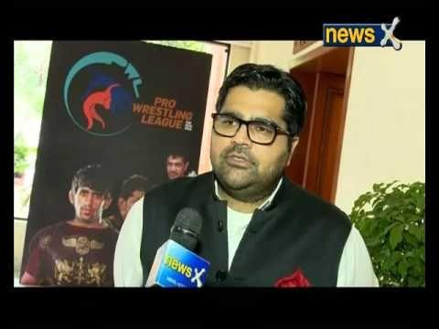 Kartikeya Sharma - Promoter - Pro Sportify 'Pro Wrestling League'