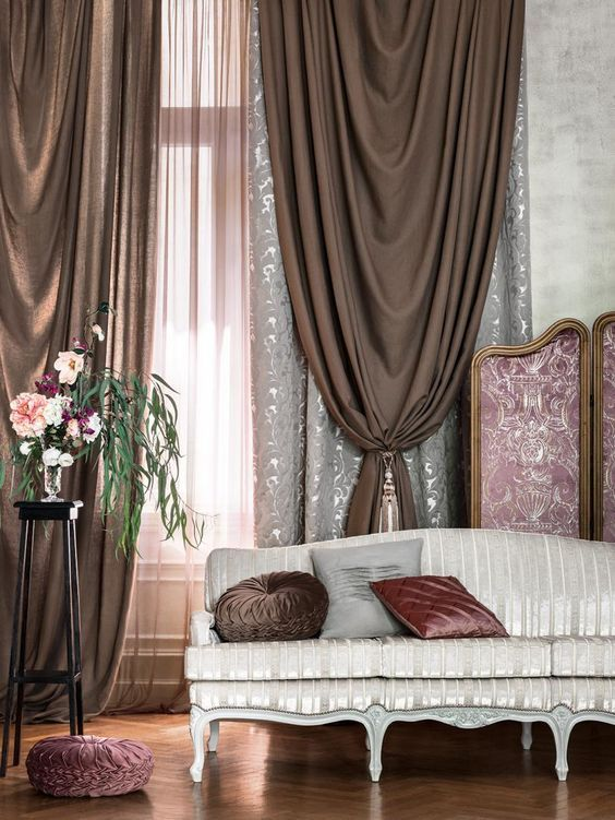 pin by lexi a on earth interior curtains drapery panels rh pinterest com