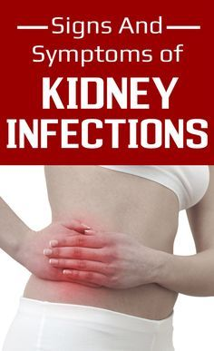 Signs And Symptoms of Kidney Infections | Remedies Corner