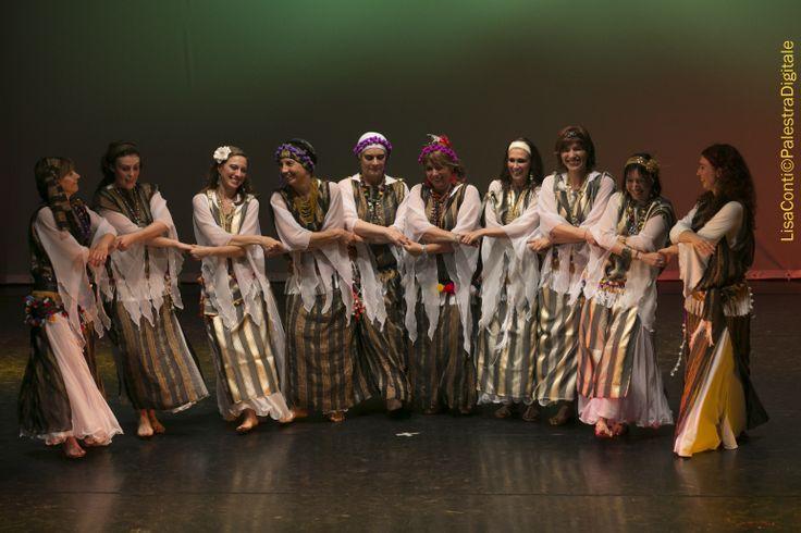 Danze dal mondo arabo folk