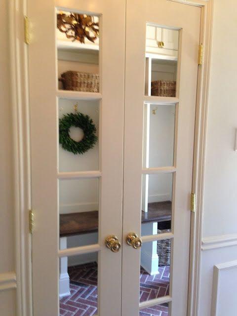 Mirrored French Doors 39 best mirror closet images on pinterest | french doors, mirrors