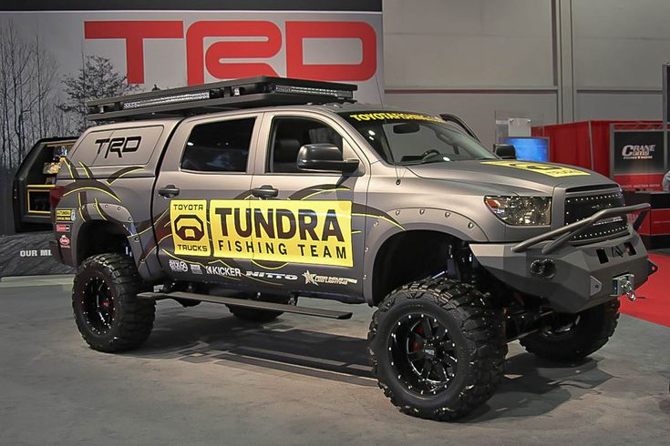 Toyota+Tundra | 2012 Toyota Tundra Build | Tundra Fishing TeamBushwacker Blog
