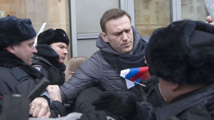 NPR News: Prominent Putin Critic Arrested Amid Nationwide Protests Against Upcoming Election