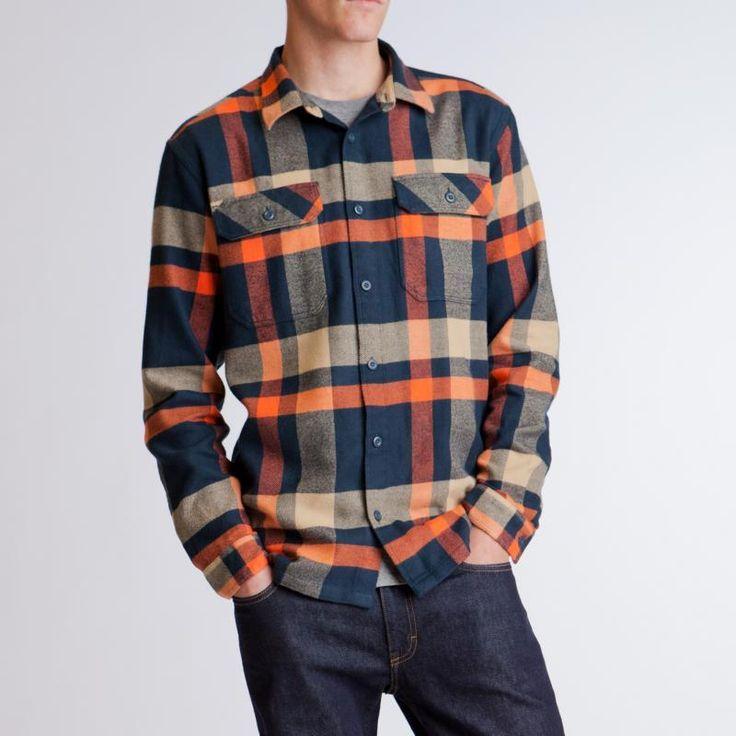 Patagonia Fjord Flannel Shirt | Bill & Paul's | Grand Rapids, ...