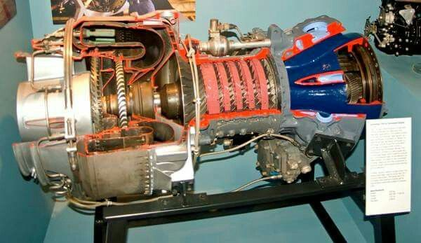Lycoming Engine Used In Iroquois Helicopter Engines