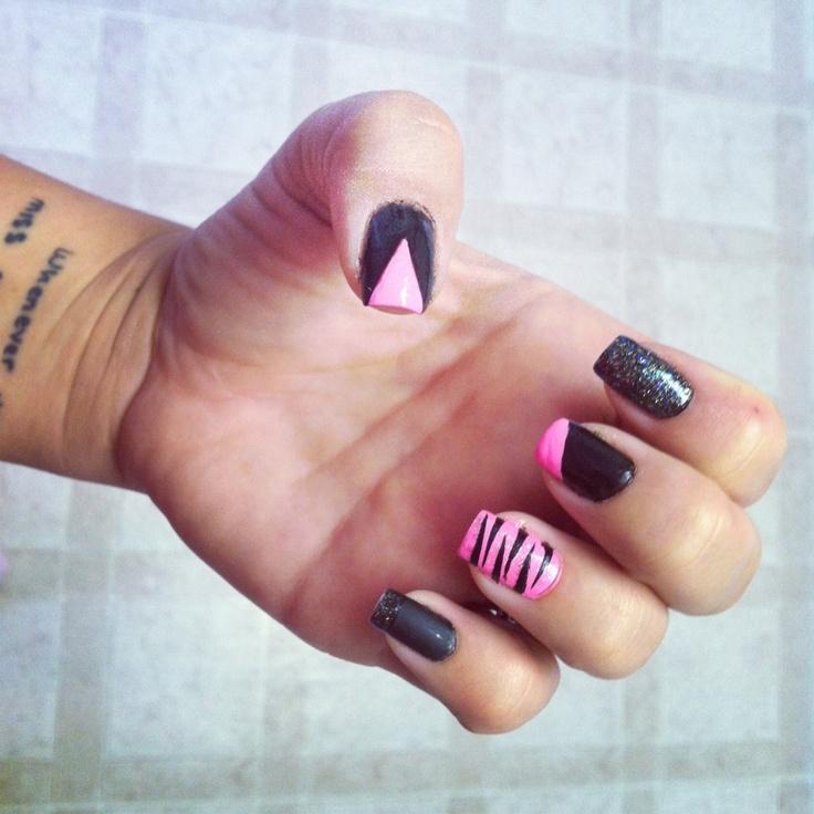 Tiffany rayne tiger stripes