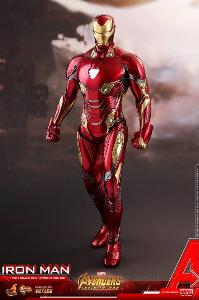 Pin Em Iron Man