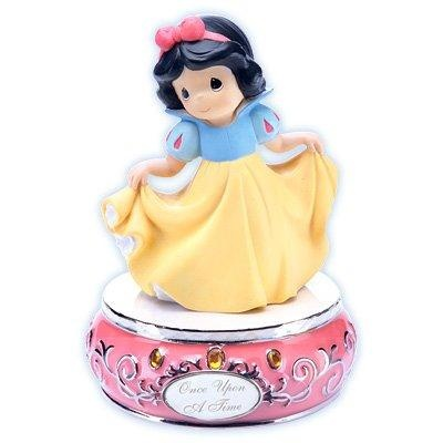 """Precious Moments Disney Snow White Once Upon A Time"""" Musical"""""""