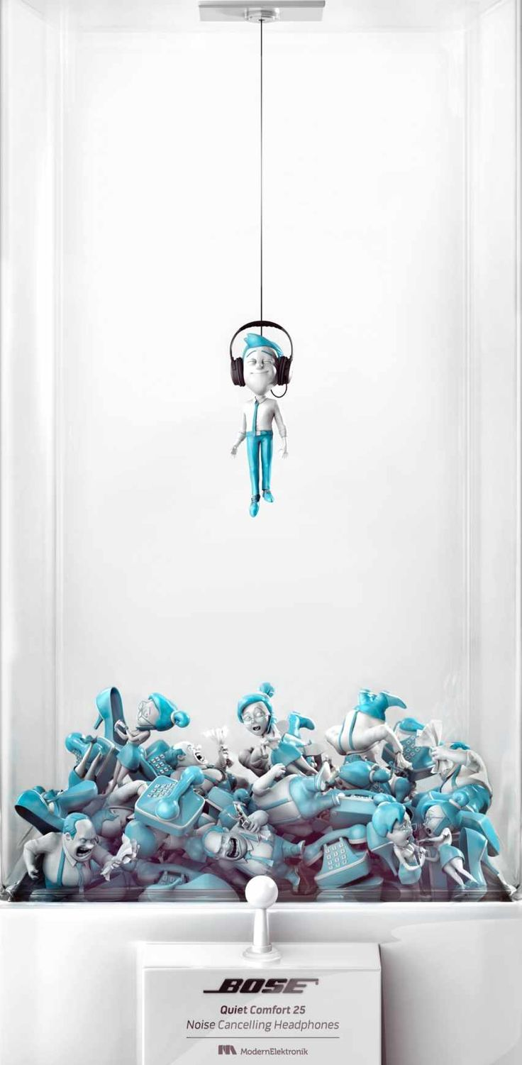 Bose: Office #advertising